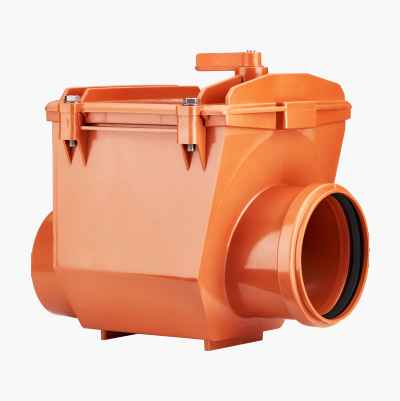 Drainage Pipe Check Valve
