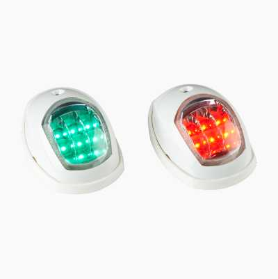 LED lanterns, 2 pcs