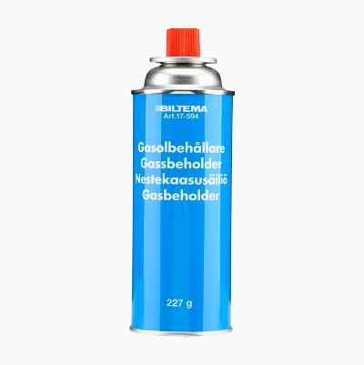 Gasbeholder, 227 g