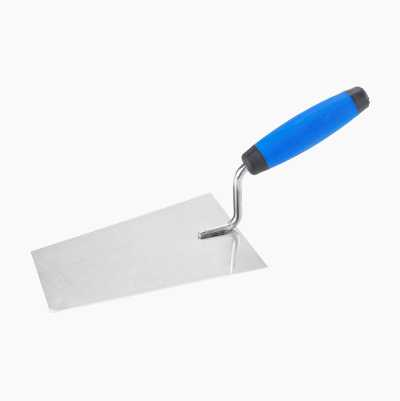 Laying-on trowel