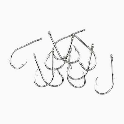 Single Hooks, 10-pack