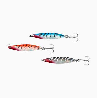 Pike Spoon Lures, 3-pack