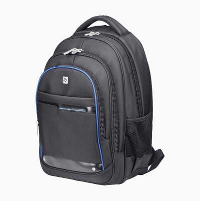 Backpack with laptop compartment <16""