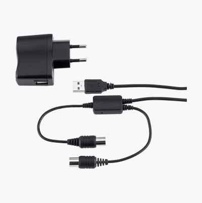 Strömförsörjning till aktiv antenn, 5 V