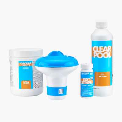 Pool Care Starter Kit