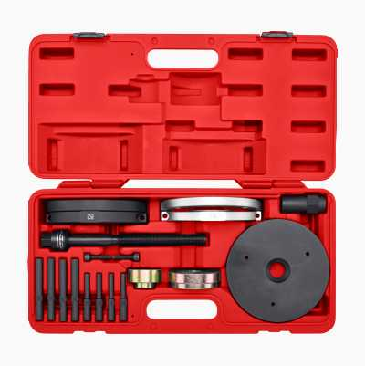 Compact Wheel Bearing Tool Set