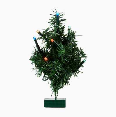 Christmas tree for car