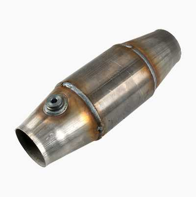 CATALYTIC CONVERTER METAL