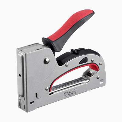 Staple gun, 3 in 1, S2