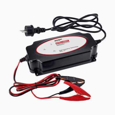 Batteriladdare IP68, 12 V, 8 A