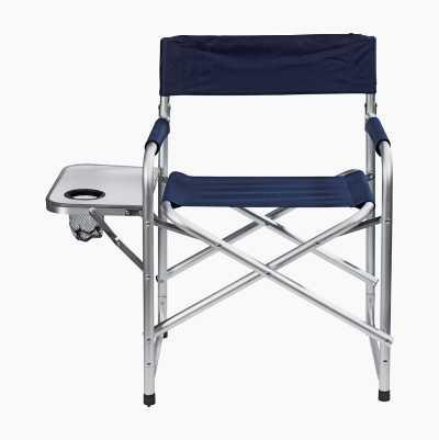 Däckstol med bord