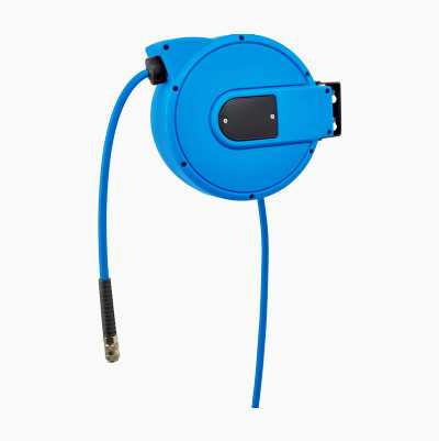 "Hose Reel 5/16"", compressed air"