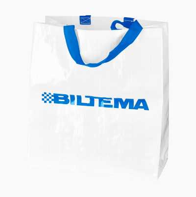 Biltema shoppingbag