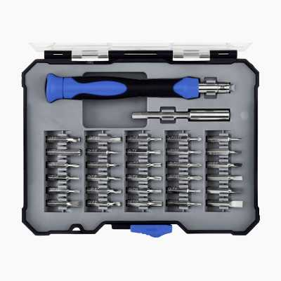 Precision Screwdriver set, 32 parts