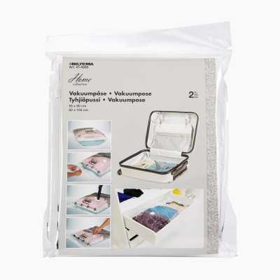 Vacuum bag, 2 pcs.
