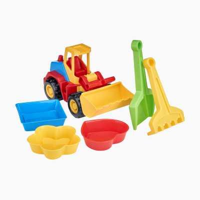 Kjøretøy med sandsett