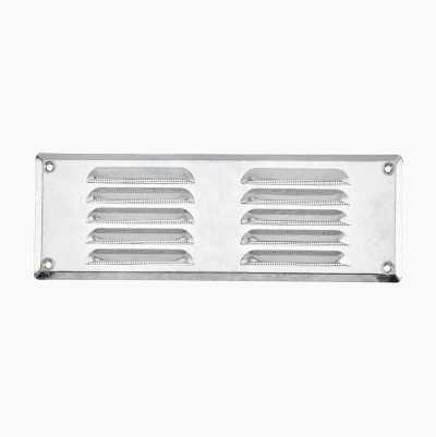 Ventilationsgitter, skruemontering