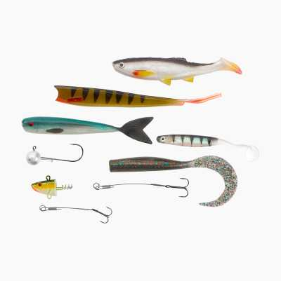 Jig set pike/perch/pike-perch