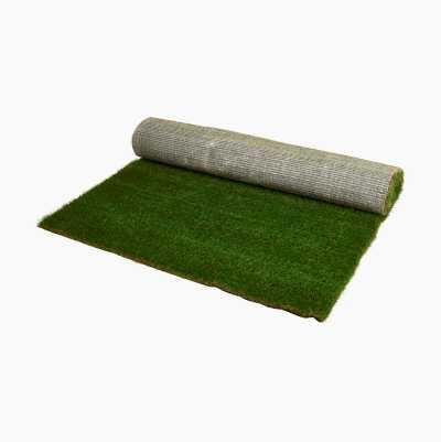 Konstgräs på rulle