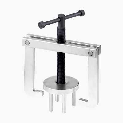 Installation tool for fuel filter cap, VAG