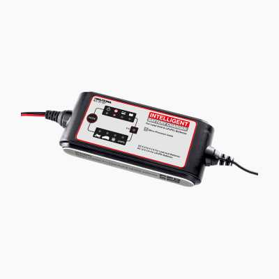 Batteriladdare för blysyra- och LiFePO4-batteri