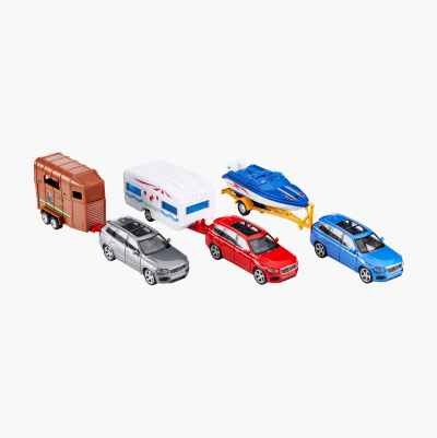 Car with trailer 1:34