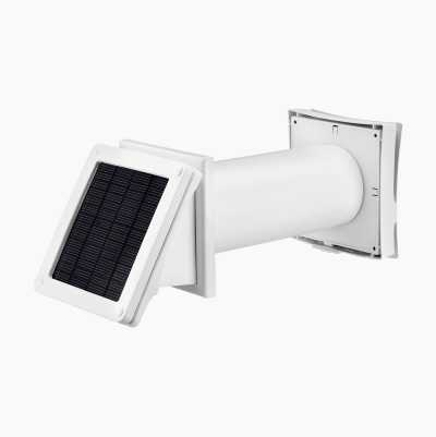 Solar Powered Wall Fan