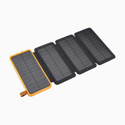 Folding Solar Panel/Power Pack 8000 mAh