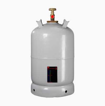 Gassnivåindikator