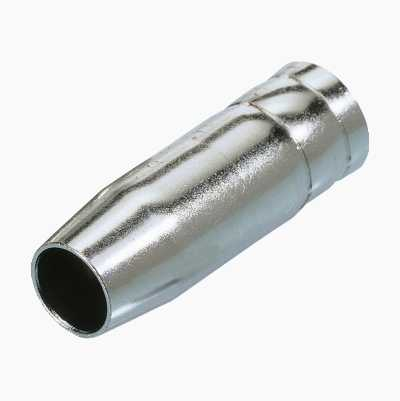 Gas nozzle, conical, 2 pcs