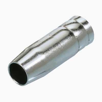 Gas nozzle, conical, 2 pcs