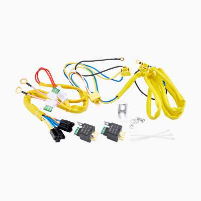 Headlight Cable Kit