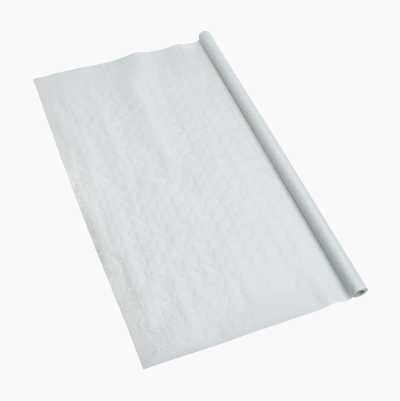 Papirdug hvid