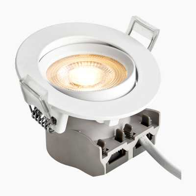 Recessed spotlight LED, IP20