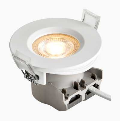 Recessed spotlight LED, IP65