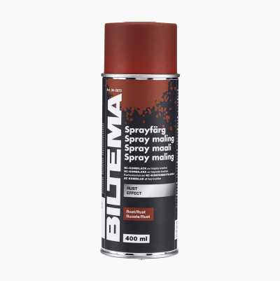 Effect Spray – Rust