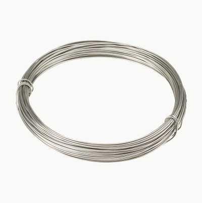 Rustfri ståltråd