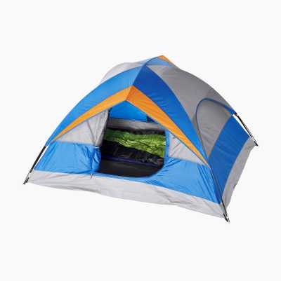 Cupola tent