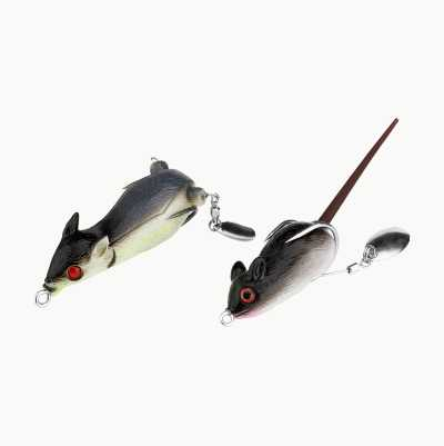 Popper Mouse, 2-pack