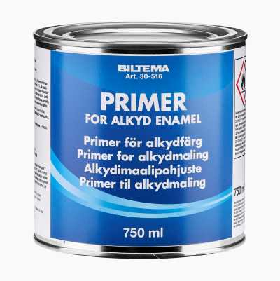 Primer for alkyd paints