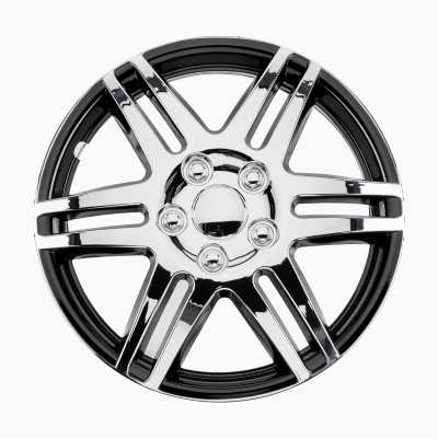 Hubcaps Chrome Edition, 4 pcs.
