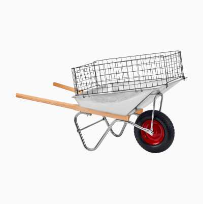 Wheelbarrow Pan Extension