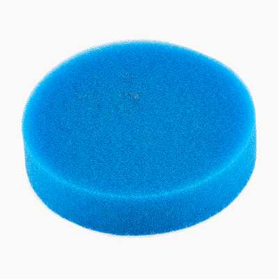Polishing Sponges, half-hard, 2-pack