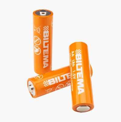 AA/LR6 Alkalisk batteri, 10-pakning