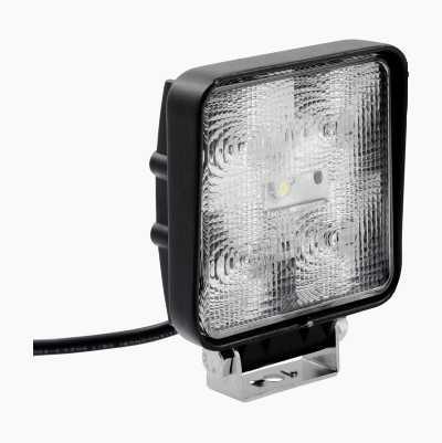 Arbetsbelysning LED, 15 W