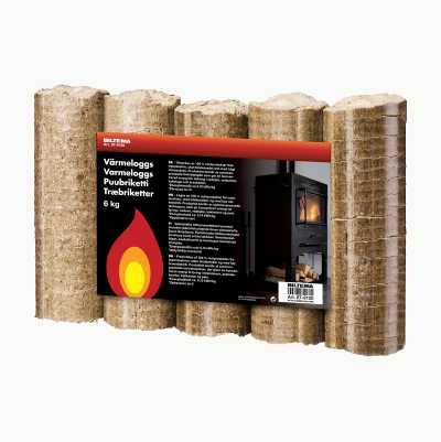 Fire Logs 6 kg