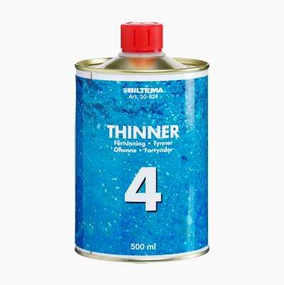 Thinner No. 4
