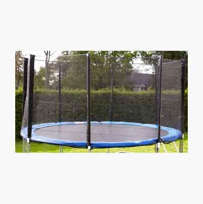 Safety net incl steel rods 305 cm