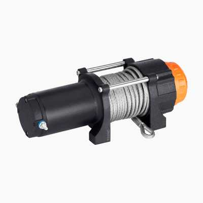 Electric Winch, 12 V