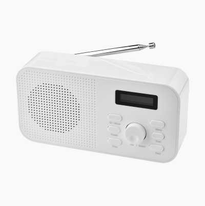 DAB+/FM-radio